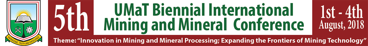 UMaT Biennial International Mining and Mineral Conference